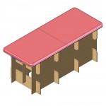 plassage table