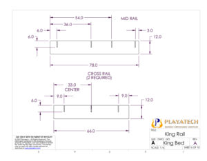 King Bed Assembly7