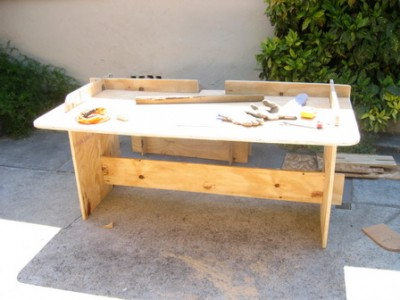 Busy Bee Bench2