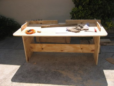 Busy Bee Bench4