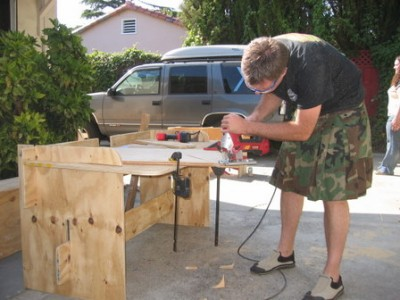 Busy Bee Bench5