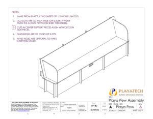 Playa Pew Assembly3