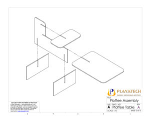 Ploffee Table Assembly5