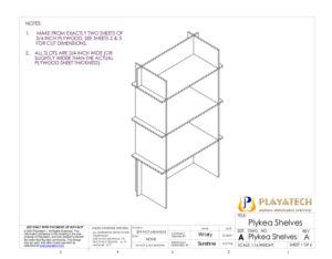 Plykea Shelves Assembly1