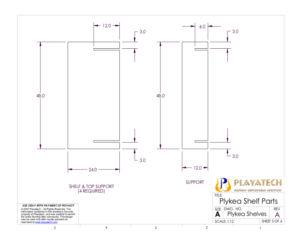 Plykea Shelves Assembly5
